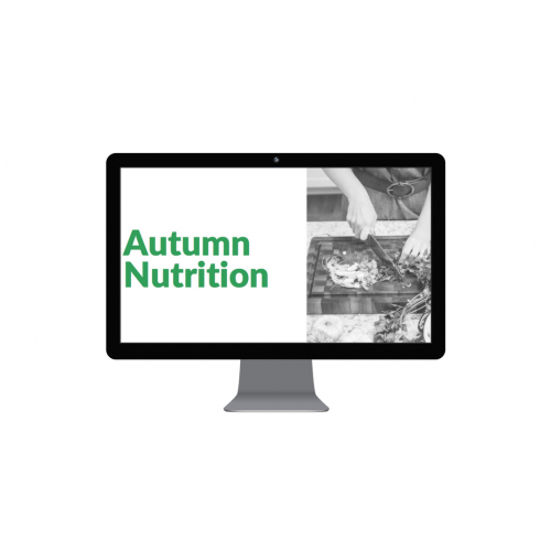 Autumn Nutrition for Bothell