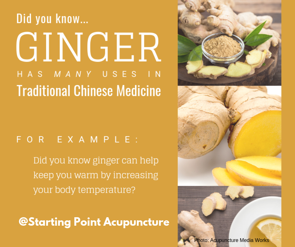 Benefits of Ginger for IBS in Bothell, WA.
