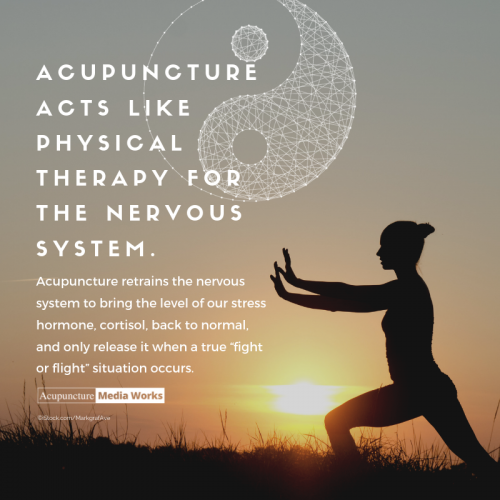 Acupuncture can supercharge immune system
