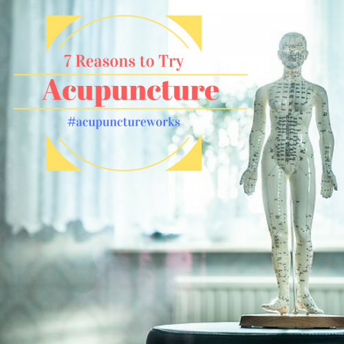 Top reasons to try acupuncture