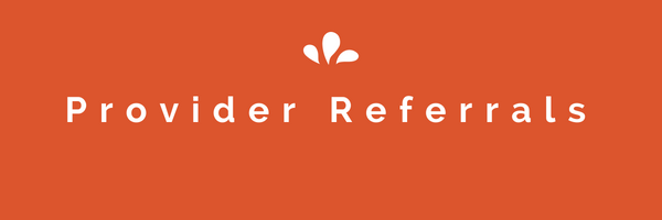 Provider Referrals