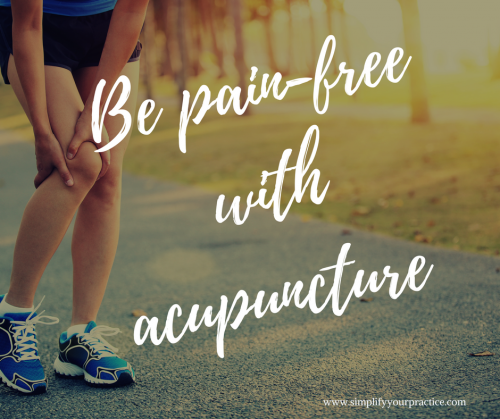 Acupuncture for knee osteoarthritis