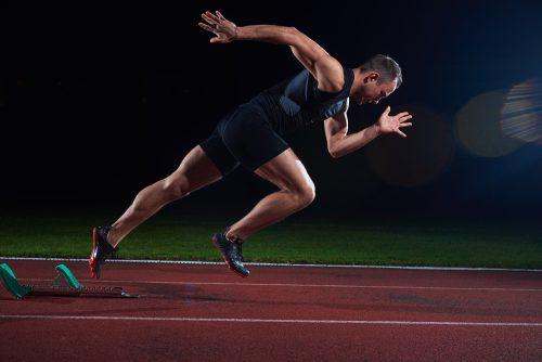 Acupuncture enhances sports performance