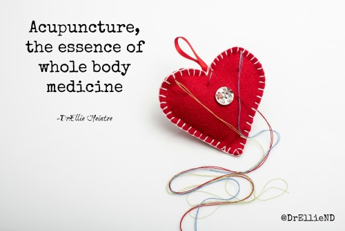 Acupuncture and the heart