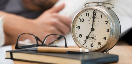 Sleep and qi clock