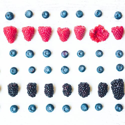 Berries help to reduce inflammation