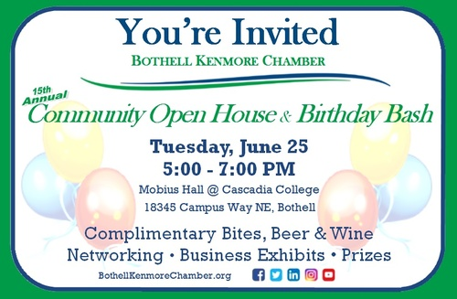 Bothell Open House
