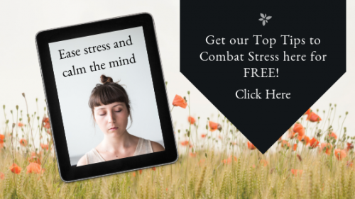 Lower stress and cortisol, naturally