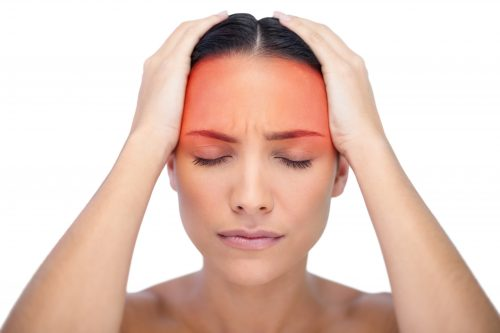 headache and acupuncture
