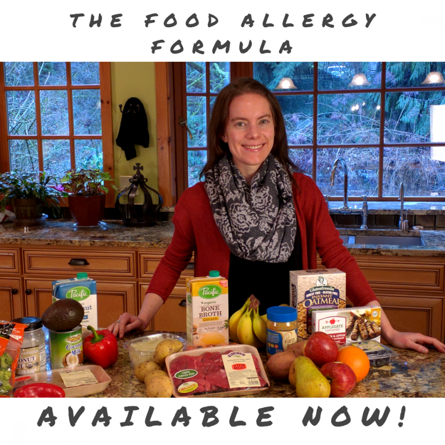 The Food Allergy Formula and Nutrition Counseling