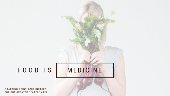 Eating Healthy, Food is Medicine