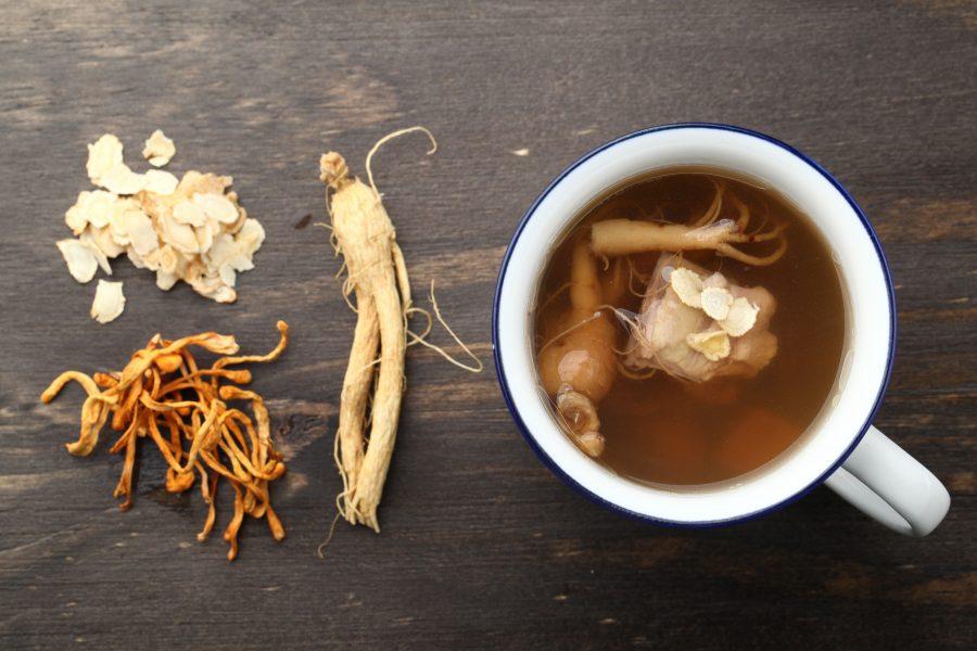 Ginseng, herbal medicine