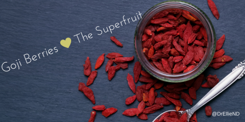 Goji Berries the Superfruit