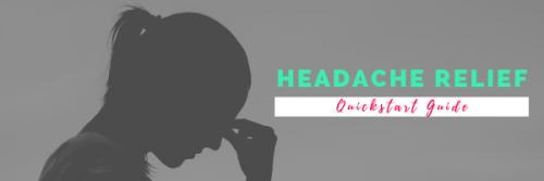 Acupuncture for migraines relief