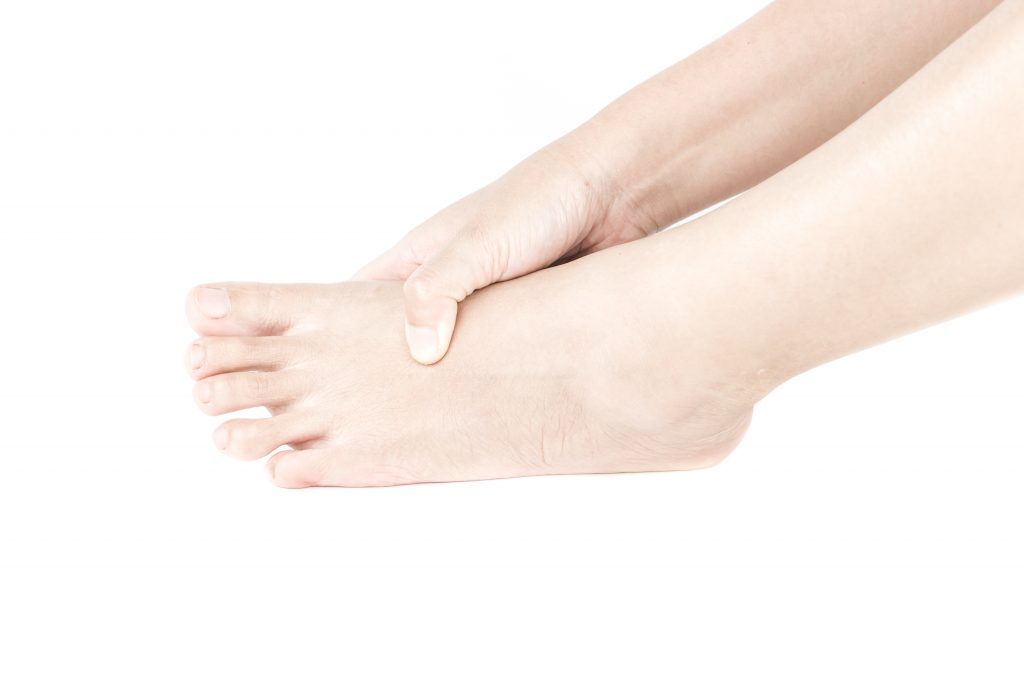 Treatments for foot and ankle pain
