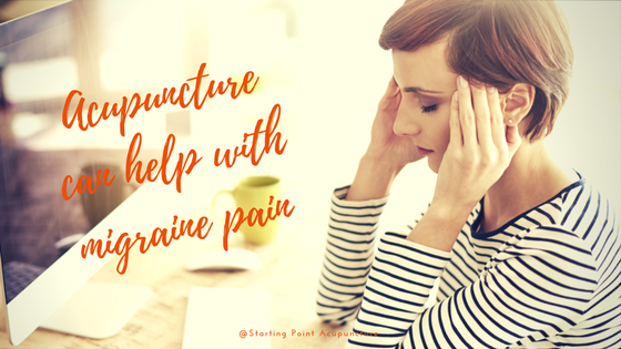 Reducing chronic headaches and migraines