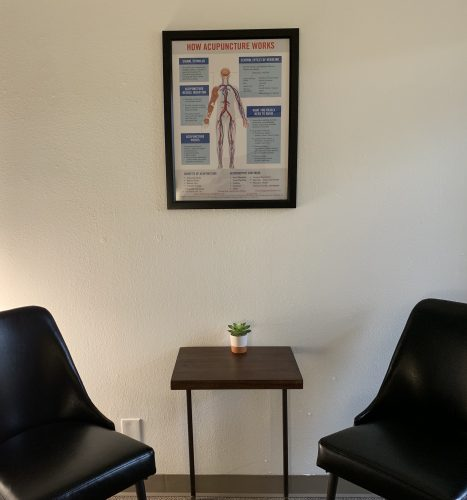 New Patient Information for acupuncture