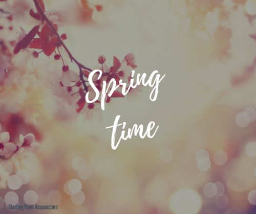 Acupuncture and Spring