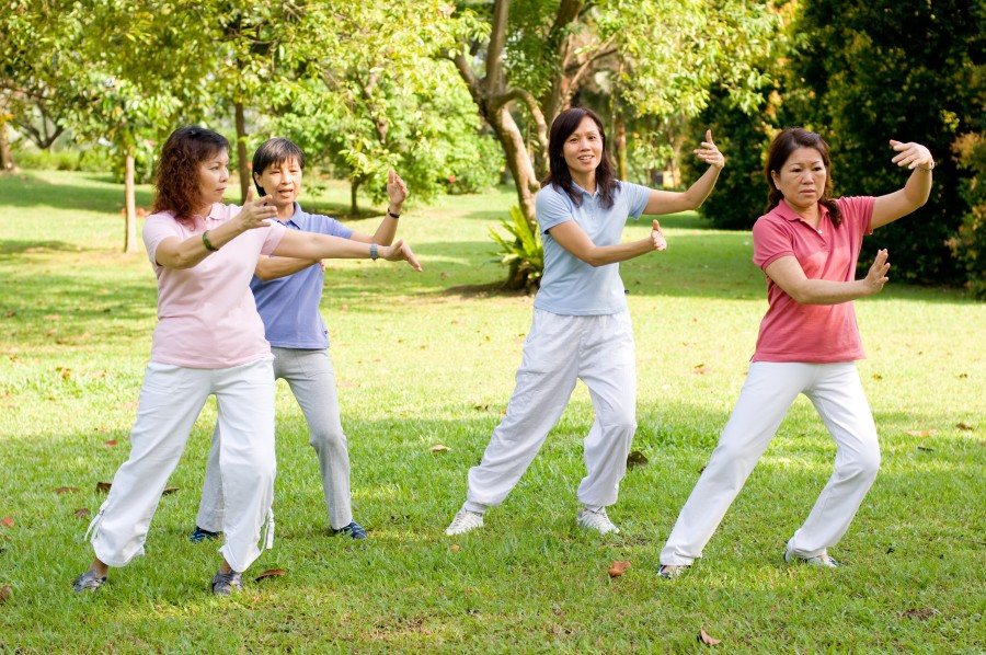 Tai Chi Compares to Physical Therapy for Knee ...
