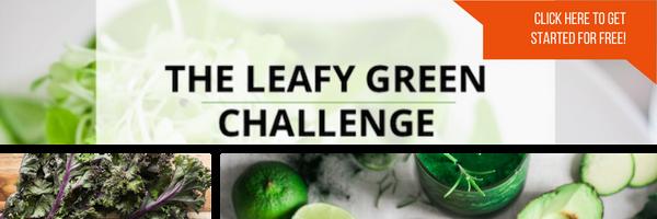 Leafy Green Challenge