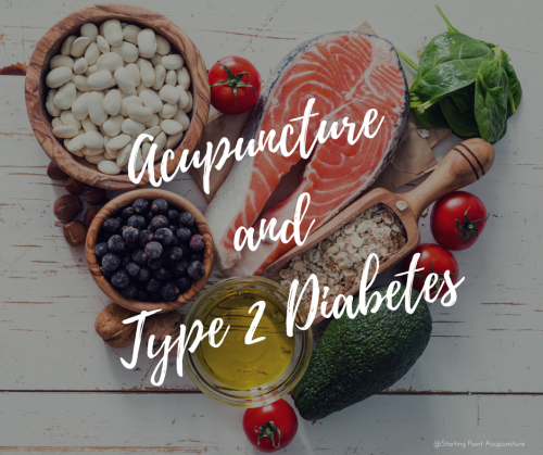 Type 2 diabetes and acupuncture