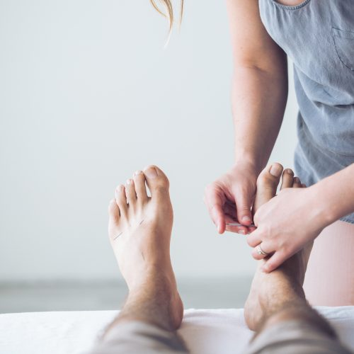 acupuncture can help to decrease nausea post-surgery and during pregnancy or illness.
