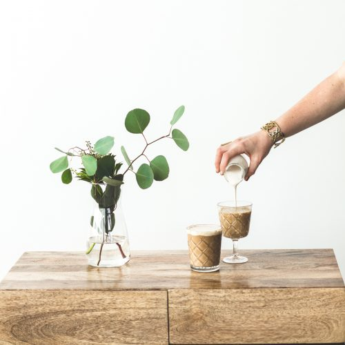 Coffee for wellness and productivity