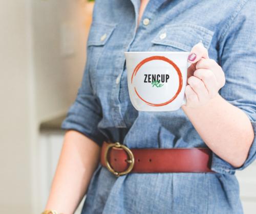 ZenCupRx Tea