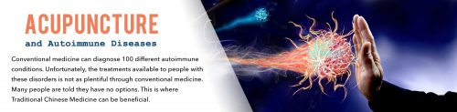 Acupuncture can help autoimmune disease