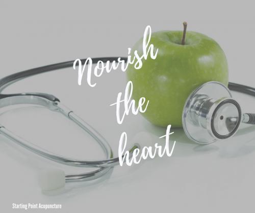 nourishing the heart through food