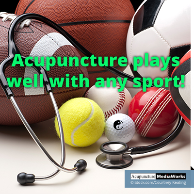 Acupuncture and athletic performance